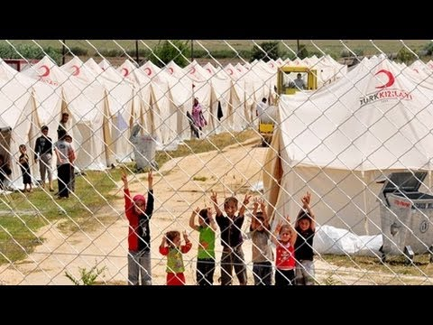 Minimal Western Aid for Syrian Refugees