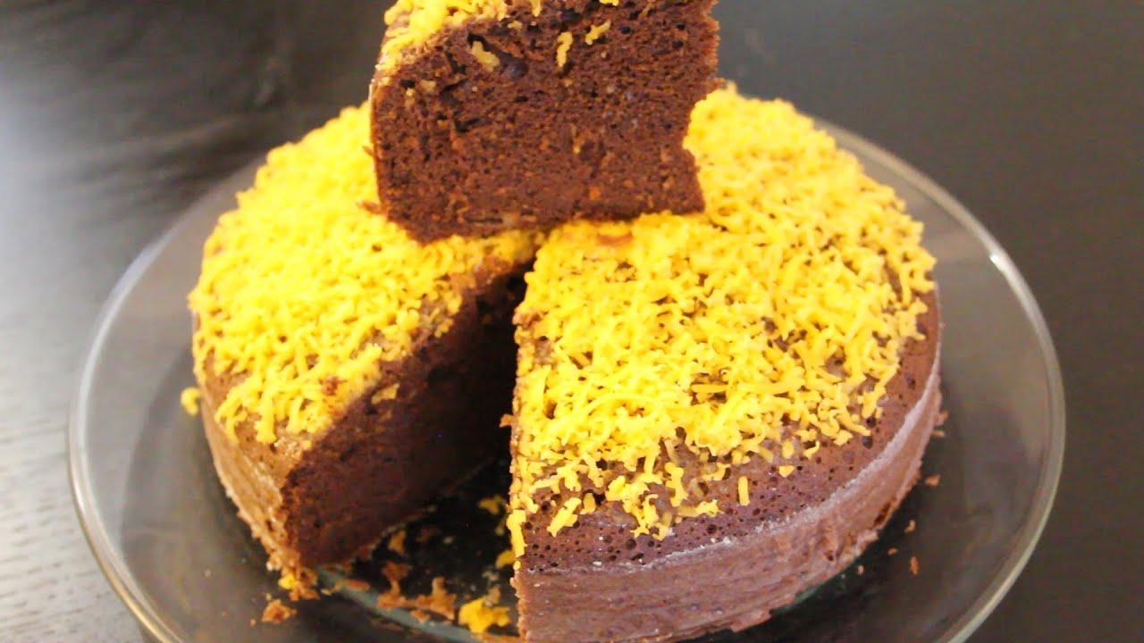Resep Cake Kukus Kentang: RESEP BROWNIES KUKUS
