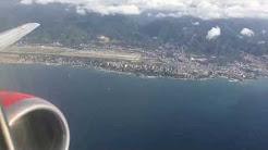 AVIOR AIRLINES 816 TAKING OFF AT MAIQUETIA - BOEING 737-400