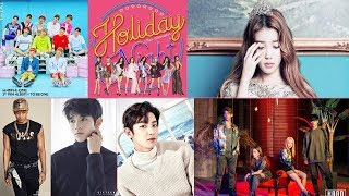 Baixar [TOP 50] 2017 - 9月 KKBOX 韓語人氣排行榜 (9 - 2更新)