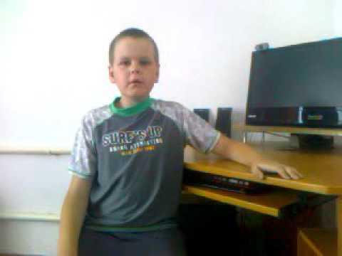 Конкурс видеоселфи Покажи класс Бодагов Дима