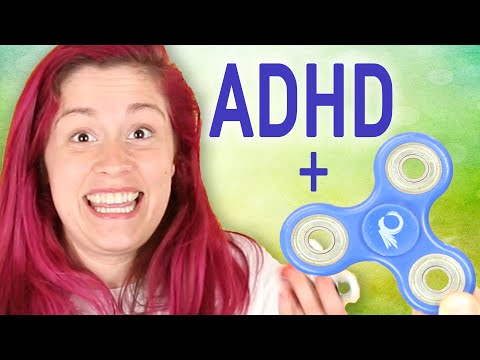 Thumbnail: People With ADHD Try Fidget Spinners For A Week