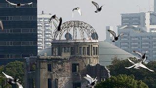 Japan welcomes Obama Hiroshima visit