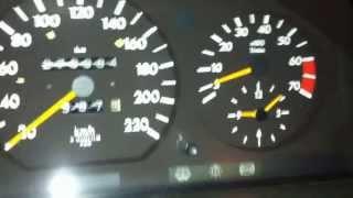 Проблема с бензином на Mercedes Benz w124 залили 10 литров саляры в бак с 10 литрами бензина
