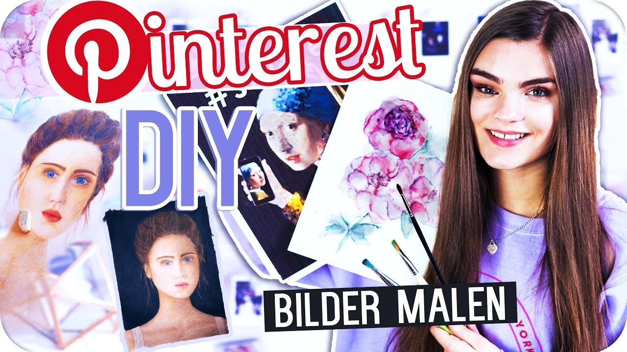 3 Pinterest Diy S Bilder Malen Teil 4 Tipps Zum Zeichnen