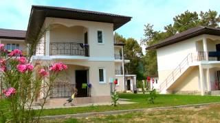 Анакопия клаб - Отель на берегу моря / Отдых в Абхазии(, 2013-07-18T10:51:41.000Z)