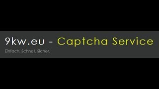 [Tutorial] Captchas automatisch lösen mit 9kw.eu und JDownloader 2