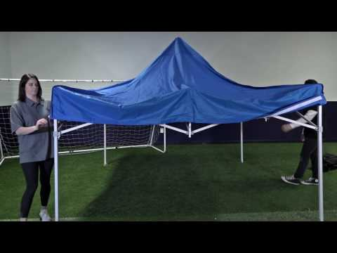 10X10 Setup Instructions - YouTube