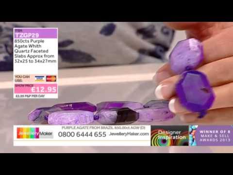 [How to Wirework] - JewelleryMaker DI 13/9/14