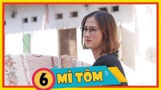 Mì Tôm 2 - Tập 6: Đức Giáo Sư Lừa Ăn Bánh Bao Của Ly Và Hạnh - Phim Hài Sinh Viên   SVM TV