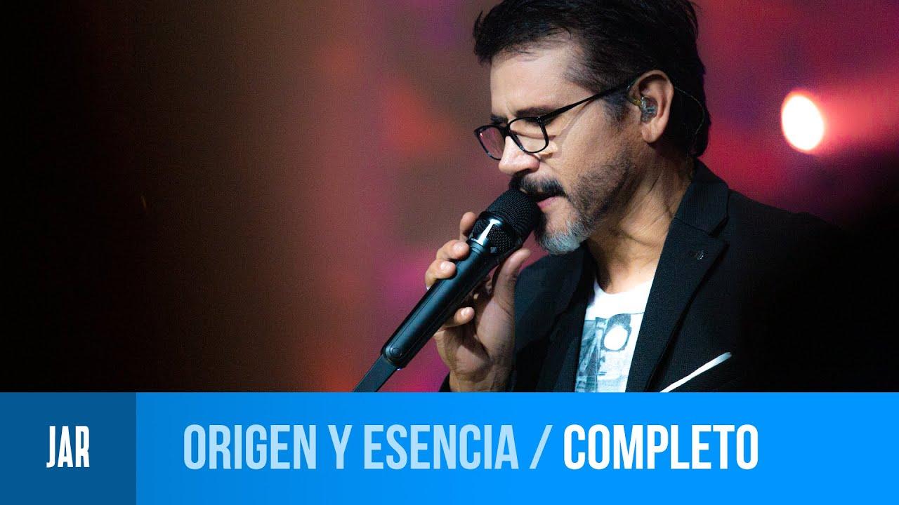 Origen Y Esencia Jesús Adrián Romero Concierto Completo Youtube