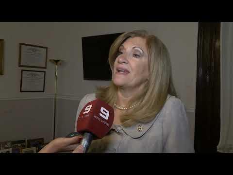 Rosario Romero confirmó el desdoblamiento de elecciones en ER