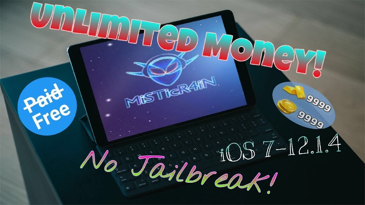NEW (No Jailbreak) How To Get FREE In-App Purchases (iOS 8-12 1) on iPhone,  iPad, iPod Touch 2019!