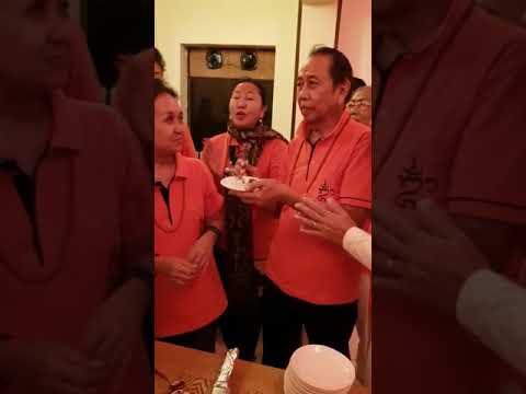 Niscaya Bali Tour Congrates  ULTAH Ibu Nany di  Nepal