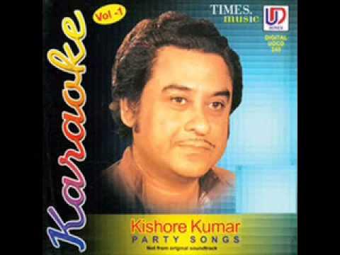 Jis Mehfil Mein Jata-Karaoke-Kishore Kumar-(Duty)