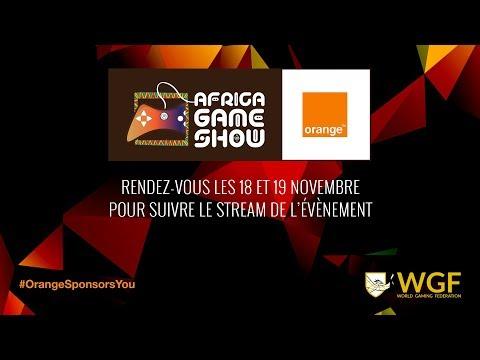 🔴 Demi Finale Africa Game Show | en direct de Casablanca | Clash of clans