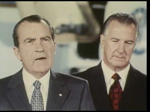 President & First Lady Nixon Welcomed Home From People