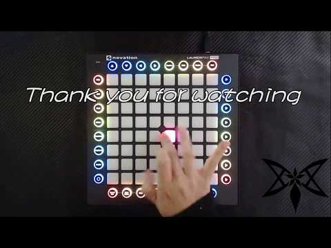 Xu Mengyuan China-X //Launchpad Cover 徐梦圆China-X自制娱乐工程