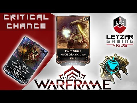 Warframe (Guide) - What is Critical Chance | Damage and How it Works (Mechanics Explained & Tested)
