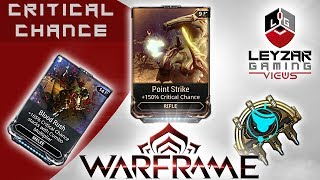 Warframe (Guide) - What is Critical Chance   Damage and How it Works (Mechanics Explained & Tested)