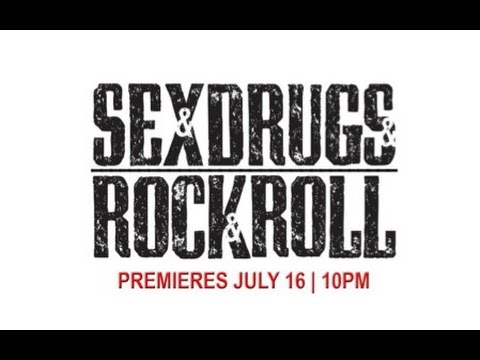 Sex&Drugs&Rock&Roll Premieres Tonight On FX #SDCC #Vlog