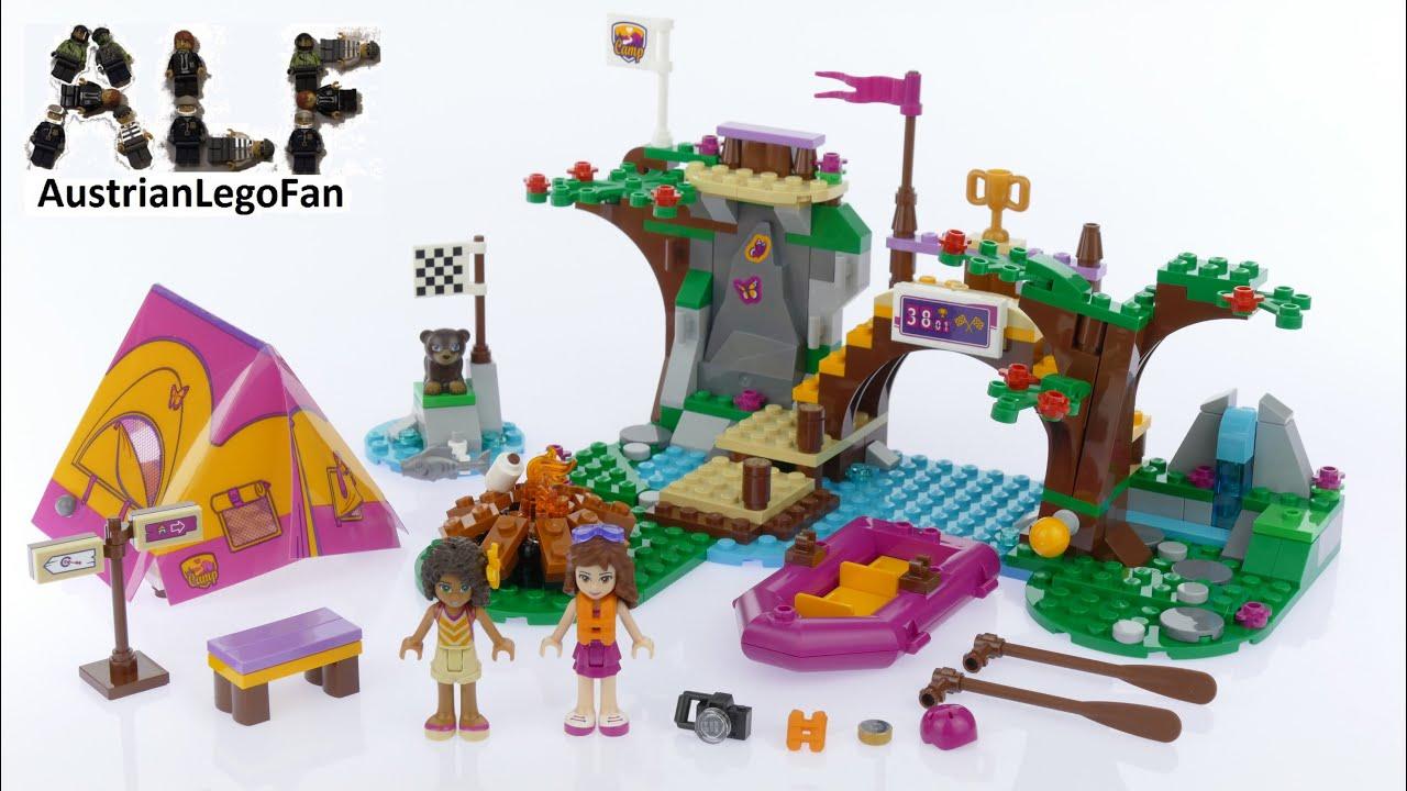 Lego Friends 41121 Adventure Camp Rafting - Lego Speed ...