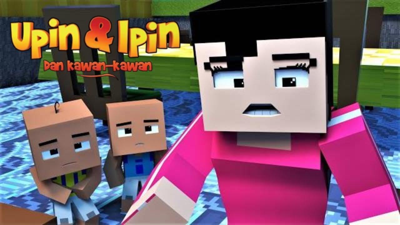 Upin & Ipin Musim 13 - Medal Larian 3 ( Minecraft Animation )