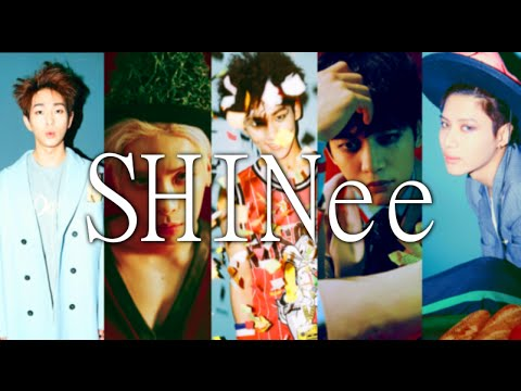 Introducing SHINee | Member Profiles [Voices, Faces, MV]