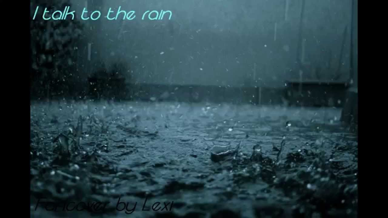 Tsubasa ChronicIe - I talk to the rain [Cover]