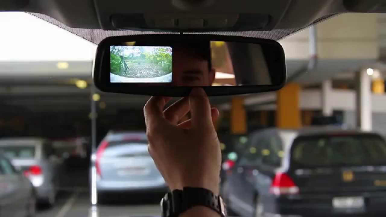 ARB Reversing    Camera    and Monitor Range  YouTube