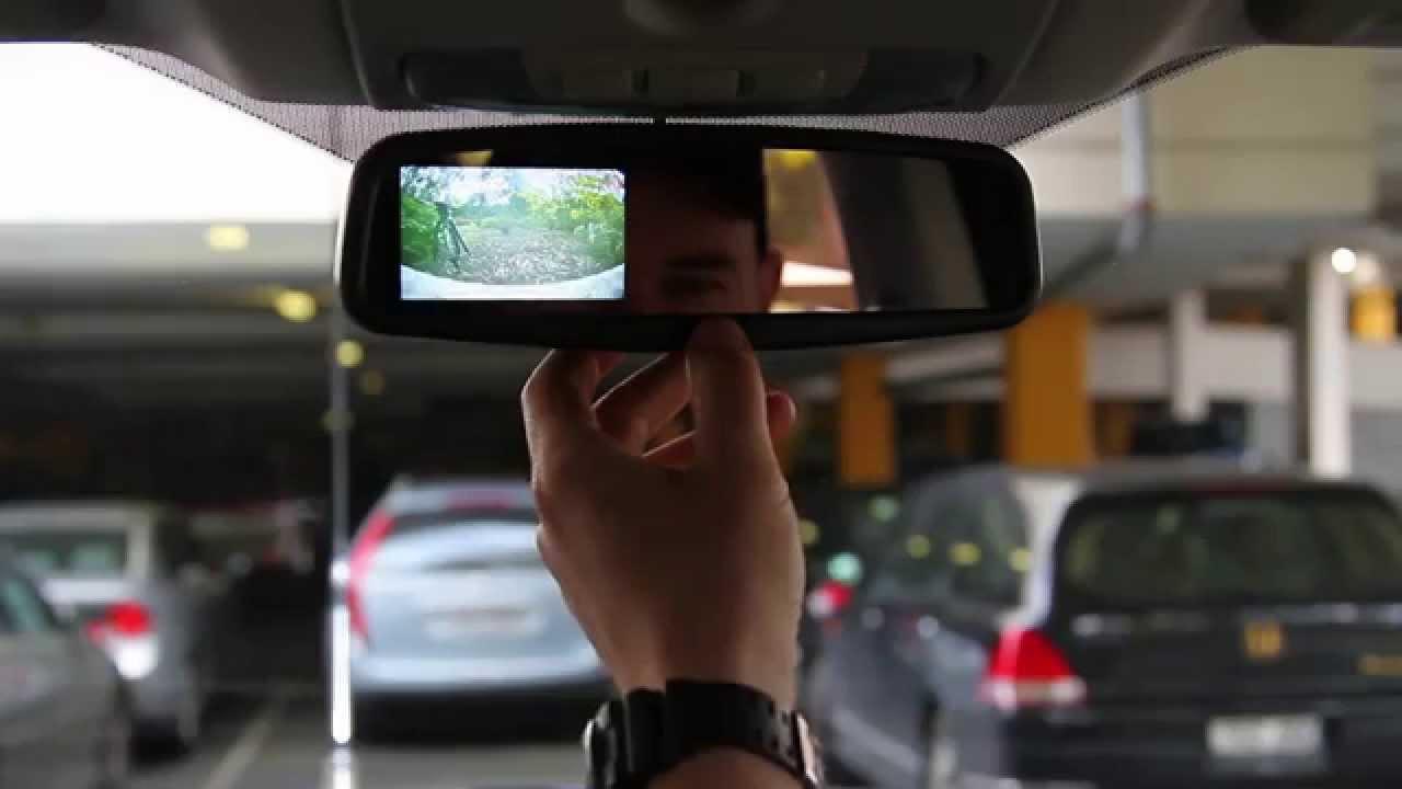 ARB Reversing Camera and Monitor Range  YouTube