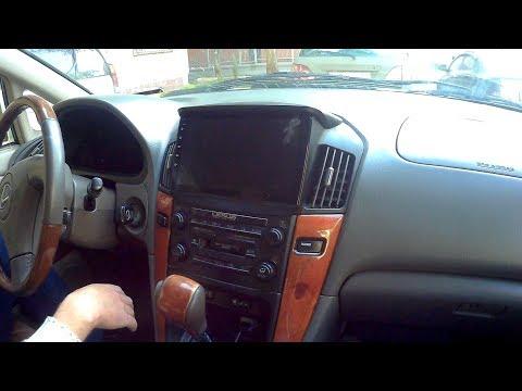 Андроид для Lexus RX300 с Aliexpress