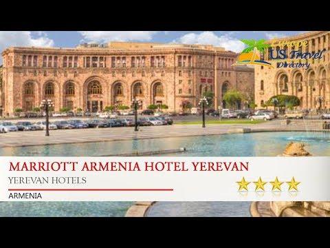 Marriott Armenia Hotel Yerevan - Yerevan Hotels, Armenia