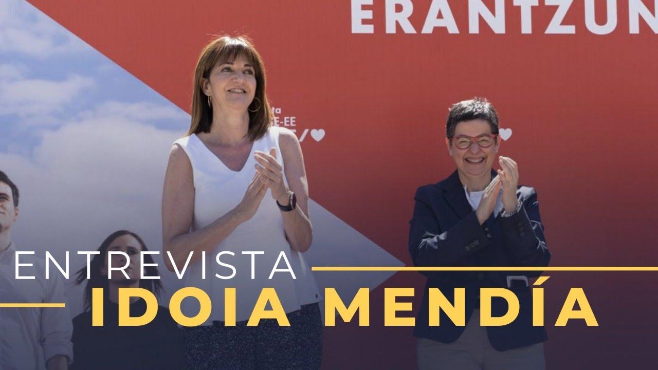 Entrevista a Idoia Mendía (09-07-2020)
