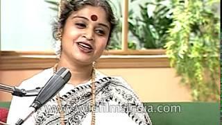 Sromona Chakraborty sings 'Zindagi Ke Safar Me Guzar Jate Hain Jo Makam'