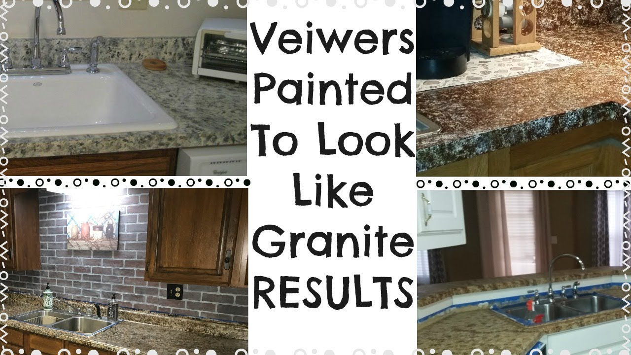 to countertops over laminate paint painting great of super best bathroom look the like tag kitchen pics granite