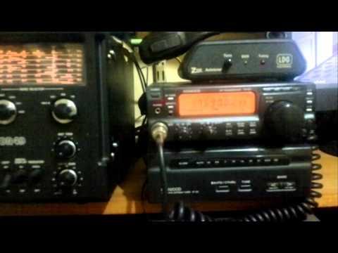 Voice of Russia (transmitter Vladivostok, Far East) - 17690 kHz (and more...)