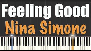 Nina simone feeling good piano