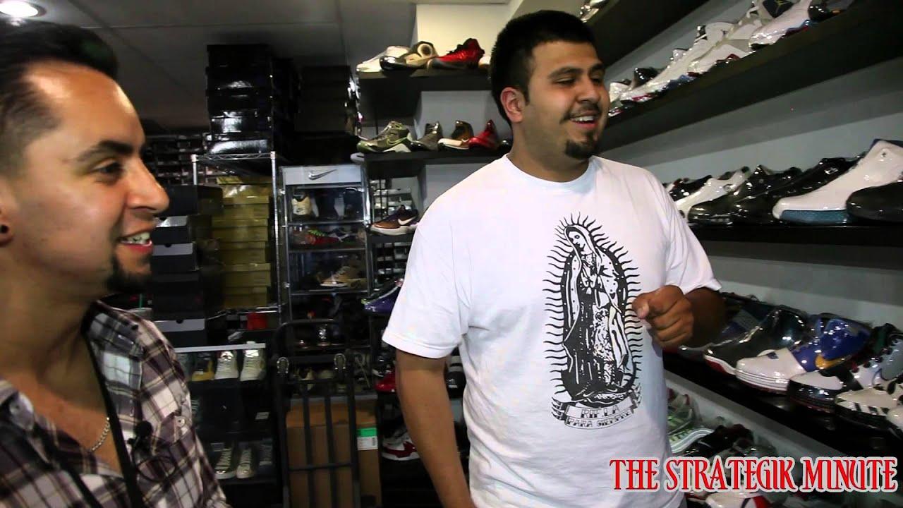 jordan shoes shop in la