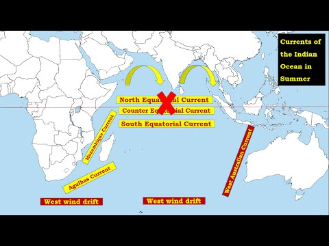 C8-Ocean currents upsc ias-Gulf Strem,North Atlantic Drift,Bengula,Kuroshio,Oyashio