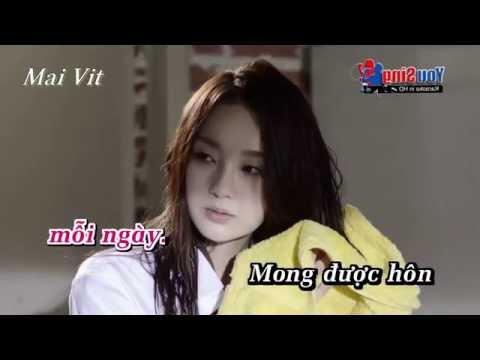 Karaoke (beat) Ánh Trăng Vỡ _ Vy Oanh