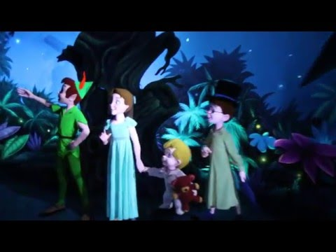 Peter Pan's Flight - Shanghai Disneyland - Shanghai Disney Resort