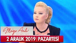 Müge Anlı ile Tatlı Sert 2 Aralık 2019 - Tek Parça