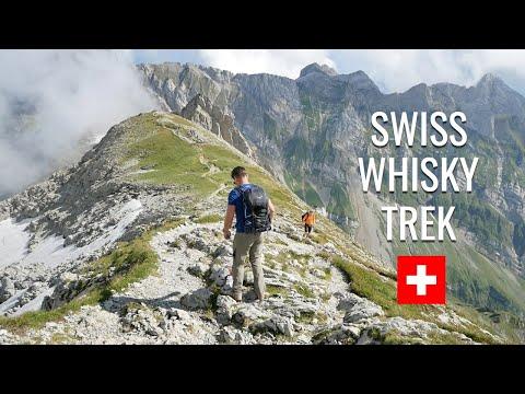 HIKING THE SWISS ALPS | WHISKY TREK | APPENZELL