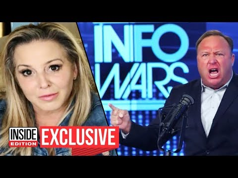 Ex-Wife of Conspiracy Theorist Alex Jones: 'I Am Afraid'