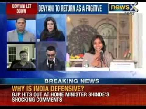 Devyani Strip search case: US stands firms, refuses to budge. Devyani returns as fugitive.