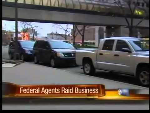 Feds raid Detroit area health care sites