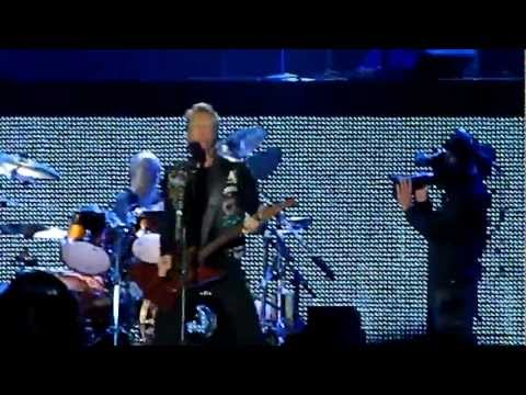 Metallica - Nothing Else Matters live at Download festival 2012