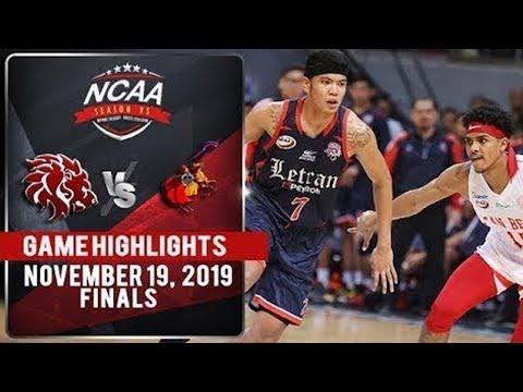 SBU vs. CSJL  – November 19, 2019 | Game Highlights | NCAA 95 MB
