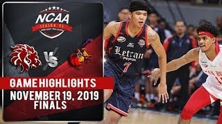 SBU vs. CSJL  - November 19, 2019 | Game Highlights | NCAA 95 MB